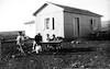רפרודוקציה לתצלום משנות העשרים, גבע צריף הילדים הראשון 25 – הספרייה הלאומית