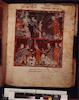 Sister Haggadah Fol. 12v – הספרייה הלאומית