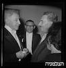 התזמורת הפילהרמונית הישראלית, פתיחת היכל התרבות, תל אביב – הספרייה הלאומית