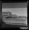 האוניברסיטה העברית, גבעת רם, ירושלים – הספרייה הלאומית