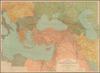 Generalkarte des Türkischen Kriegsschauplatzes :;Auf Grund der carte Générale des Provinces Europénnes et Asiatiques de l'Empire Ottoman /;von Heinrich Kiepert – הספרייה הלאומית