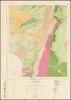 Geological map of Palestine