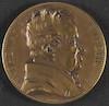 Medaille: André Marie Ampère – הספרייה הלאומית