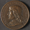 Medaille: Denis Papin – הספרייה הלאומית