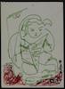 ציורים ורישומים מאת לאה גולדברג – הספרייה הלאומית