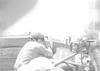 """הרב שלמה גורן, הרב הראשי לצה""""ל, מבקר בעמדות הצבא בסיני במסגרת ההכנות ליום הכיפורים הקדוש – הספרייה הלאומית"""
