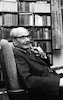 Arab writer Ibrahim El Kabir meting with David Ben Gurion at his home in Tel Aviv – הספרייה הלאומית