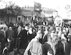 Moslem citizens of the occupied teritories are leaving Hebron on way to perfome the holy pilgimege to the holy City of Mecca – הספרייה הלאומית
