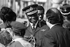 Leader of Uganda General Idi Amin arrived in Israel for an official visit – הספרייה הלאומית