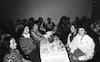 ראש הסוכנות היהודית, אריה דולצ'ין, משתתף בטקס פתיחת בית ליגת הנשים בתל אביב ברחוב המלך ג'ורג' 37 – הספרייה הלאומית