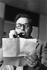 Teddy Levite reports to his newspaper a news item – הספרייה הלאומית