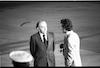 ביקורו הראשון של נשיא מצרים סאדאת – הספרייה הלאומית