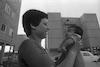 Police women training in gun shooting – הספרייה הלאומית