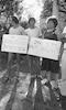 הפגנה נגד מלחמת שלום הגליל – הספרייה הלאומית