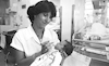 The premature babe department in hospital – הספרייה הלאומית