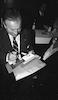 Henryk Szeryng, famous violinist donated a check for the IDF social welfare, the Aguda Lemaan Hehayal – הספרייה הלאומית