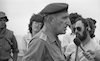 """הרמטכ""""ל, רב אלוף משה לוי, השתתף במצעד סיום קורס קצינים בשטח הכבוש בלבנון – הספרייה הלאומית"""