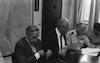 Deputy Defence Secretary of the US, Brown Erhardt met with Defence Minister Itzhak Rabin – הספרייה הלאומית
