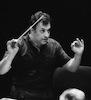 התזמורת הפילהרמונית הישראלית בחזרה עם מאסטרו זובין מהטה – הספרייה הלאומית