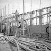 בנית בית הקיבוץ – הספרייה הלאומית