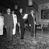 השגריר הבריטי בבית הנשיא בן-צבי – הספרייה הלאומית