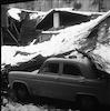 הגג של מוסך פורד התמוטט בשלג – הספרייה הלאומית