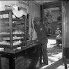 משה דיין; טלפון מבית קפה – הספרייה הלאומית