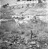 פינוי שדות מוקשים בואדי ליד ימין משה – הספרייה הלאומית