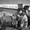 יעל פינקלשטיין; טייסת ראשונה בטיסה מסחרית של חברת ארקיע – הספרייה הלאומית