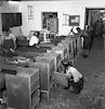 עבודת נגרות; קריית נוער ירושלים – הספרייה הלאומית