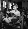 ילדי קריית הנוער ירושלים יוצאים לקיטנה – הספרייה הלאומית
