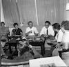 קבוצה מקנדה עם משה שרת – הספרייה הלאומית