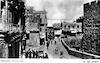 גלויה שער יפו ירושלים – הספרייה הלאומית