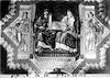 ציור בארמון הנציב על הר הזיתים אוגוסטה וויקטוריה – הספרייה הלאומית