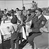 ביקור יחידה ממשטרת ישראל בישוב עולים – הספרייה הלאומית
