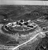 תצלום אויר- בית חולים הדסה עין כרם – הספרייה הלאומית
