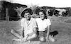 איתן וחנה אבידב גיסתו – הספרייה הלאומית
