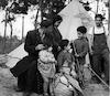 במחנה מעבר לעולים מהמאגרב בדרום צרפת? – הספרייה הלאומית