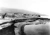 גשר כלונסאות על מוצא הירדן – הספרייה הלאומית