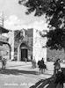 שער יפו בירושלים – הספרייה הלאומית