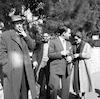 משלחת עיתונאים; הקונסול האיטלקי – הספרייה הלאומית