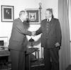 נשיא המדינה השני יצחק בן צבי – הספרייה הלאומית