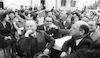טקס 40 שנה לגימנסיה – הספרייה הלאומית