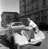 מכונית; ירושלים – הספרייה הלאומית