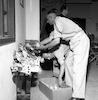 ילדים חולי פוליו בבית החולים – הספרייה הלאומית