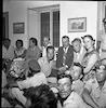מסיבת צוערים – הספרייה הלאומית