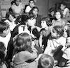 בבית הספר של נשות המזרחי – הספרייה הלאומית