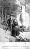 פרופ' הרמן שפירא ואשתו – הספרייה הלאומית