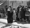 בדואים באים לשוק בבאר שבע – הספרייה הלאומית