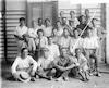 הקבוצה שהתנדבה לעזרת תל-חי – הספרייה הלאומית